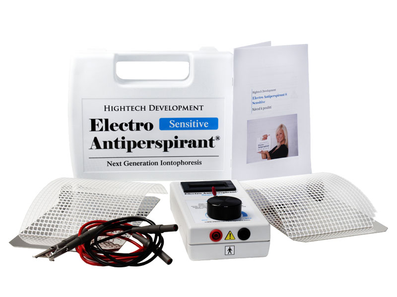 Electro Antiperspirant Sensitive